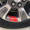 chevy colorado wheel stripe decals redline edition