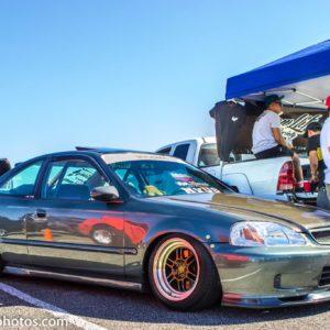Windshield Banner fits 1999-2000 Honda Civic EK / EM1 Coupe