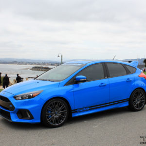 Ford Focus Side Stripes GT Style – 2012-18 Focus ST RS