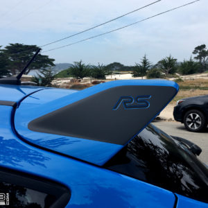 Spoiler Side Decals 2012-2018 Ford Focus RS