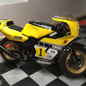 Kenny Roberts Graphics Kit 1987-1992 Yamaha YSR50 YSR 50 / 80