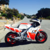 YSR50 graphics kit OEM factory match by TFB Designs