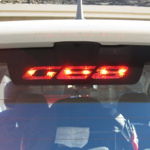 Third Brake Light Decal – fits 2007-2012 Honda Fit 07-12 GD3 / GE8