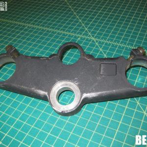 Triple Clamp Decal 95-98 Honda CBR 600 F3 CBR600 Carbon Fiber Look