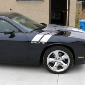 Side Stripes – fits 2012 Dodge Challenger / R/T – Stripe Kit