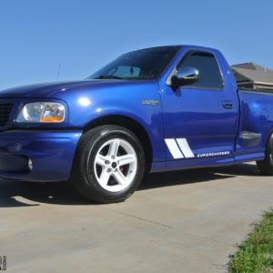 Door Decals – fits 1999-2004 Ford 150 SVT Lightning Pickup 99-04