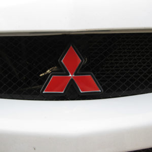 Mitsubishi Emblem Decals- 2003-2006 Evolution EVO 8 / EVO 9