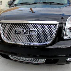 GMC Emblem Overlay Decal – GMC Canyon / Yukon Denali