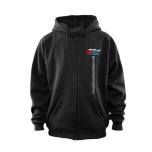 Nor Cal ST RS Club Hooded Sweatshirt – Zip Up