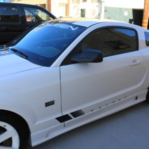 Door Decals Saleen Style 2005-2009 Ford Mustang S281 S351