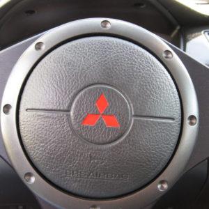Mitsubishi Emblem Decals- 2003-2006 Evolution EVO 8 / EVO 9