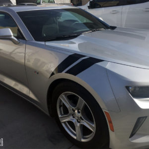 Fender Stripes for 2017-2018 Chevrolet Camaro Chevy RS SS ALL