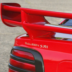 Saleen S351 Trunk Decal- Saleen Style 1994-1998 Ford Mustang SN-95