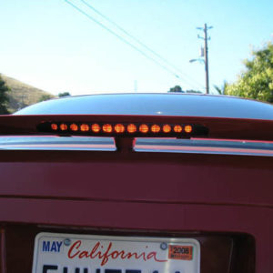 Third Brake Light Decal fits 2006-2011 Honda Civic Si Coupe