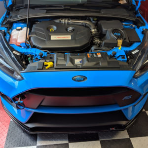 Emblem Inlay Decal – fits RS Logo on Air Intake 2016-18 Focus RS