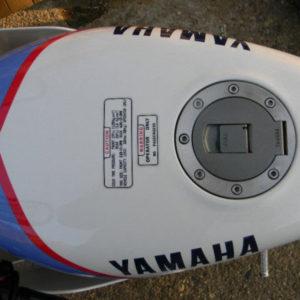 Gas Tank Warning Decals 1987-1992 Yamaha YSR50 YSR80 YSR 50 80