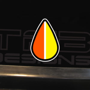 JDM Experienced Driver Badge Decal – Quality Vinyl Sticker