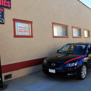 Hood Stripes – 2004-2009 Mazda 3 / Mazdaspeed 3 Hatchback 04-09