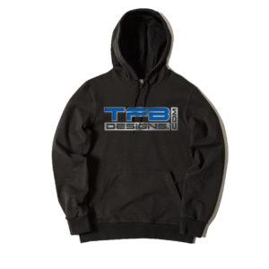 TFB Designs 3D Logo Hooded Sweatshirt – Pull Over Hoody