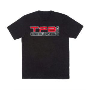 TFB Designs 3D Logo Short Sleeve Shirt – Many Sizes Available