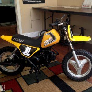 Factory Graphics for 1981-1985 Yamaha YZinger 50 – Sticker Kit