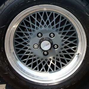 Wheel Center Cap Decals – fits Ford Mustang Saleen Fox Body