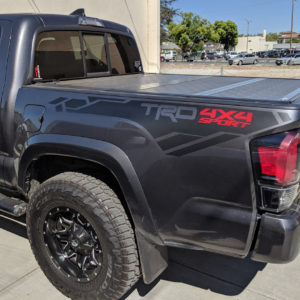 Toyota Tacoma Bed Graphics – TRD 4×4 Sport 2016-2020