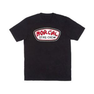 Nor Cal ST RS Club Ron Jon Style T Shirt – Black