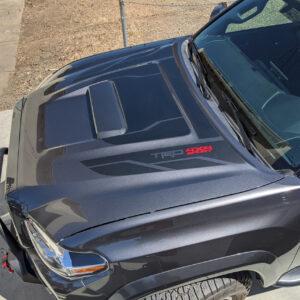 Toyota Tacoma Hood Decal – TRD 4×4 Sport 2016-2020