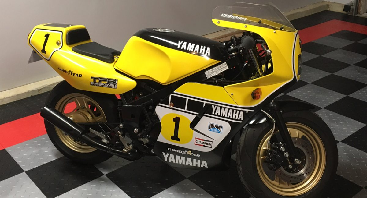 YSR50 Kenny Roberts Kit PIC 1